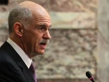 ראש ממשלת יוון, ג'ורג' פאפאנדראו [AP]