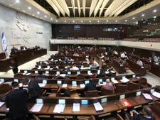 שכר הפרלמנטרים בישראל- מהגבוהים במערב [צילום: פלאש 90]