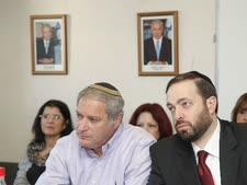 אטיאס וליברמן [צילום ארכיון: מינהל מקרקעי ישראל]