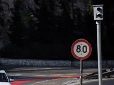 יותר דוחות תנועה ופחות שוטרים בכבישים [צילום: פלאש 90]