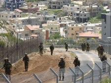פטרול צבאי ליד מג'דל שמס [צילום ארכיון: AP]