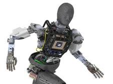 הרובוט המסייע אשר לו תיכתב התוכנה [צילום: DARPA]