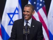 ברק אובמה. המליץ להיכנס למו''מ עם מכחיש שואה  [צילום: פלאש 90]