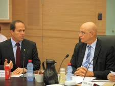 ברוורמן וברקת, בישיבת הוועדה