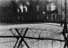 גטו ורשה [צילום: בית לוחמי הגטאות]