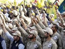 חיזבאללה. נגן על דמשק [צילום: AP]