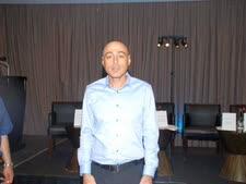 ירון גינדי, נשיא לשכת יועצי המס בישראל