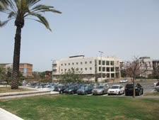 אוניברסיטת תל אביב. מתגייסת ללוחמת הסייבר [צילום: איתמר לוין]