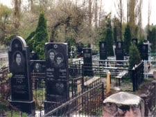 בית קברות יהודי בהרי הקווקז