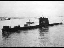 """הצוללת אח""""י דקר [צילום: דו""""צ]"""