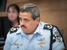 """מפכ""""ל המשטרה, רוני אלשיך [צילום: יונתן זינדל/פלאש 90]"""