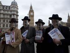 פעילי Leave.EU לפני משאל העם [צילום: מאט דונהם, AP]