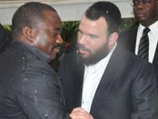דן גרטלר ונשיא קונגו