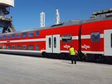 קרון חדש [צילום אילוסטרציה: רכבת ישראל]
