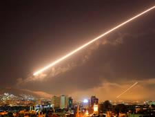 תקיפה בסוריה [צילום: חסן עמאר/AP]