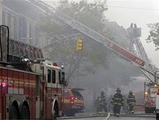 שריפה בברוקלין [צילום ארכיון: מארי אלטפר/AP]