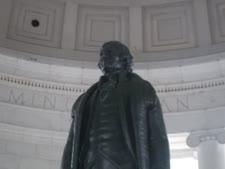 ג'פרסון. מה עשה בסתיו 1776