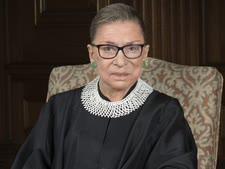 השופטת רות ביידר גינסבורג [צילום: The Collection of the Supreme Court of the United States]