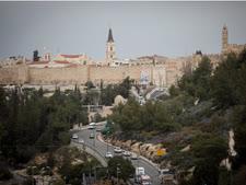 עיר דוד. ערבים ויהודים באותה שכונה [צילום: יונתן זינדל/פלאש 90]
