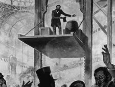 המעלית הראשונה