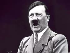 הרוצח הנאצי, אדולף היטלר