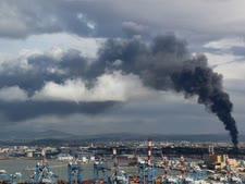 """בז""""I. ממשיכים לזהם [צילום: אילן מלסטר, המשרד להגנת הסביבה]"""