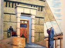 """""""תפילת חנה"""" - יצירתו של משה דדון"""