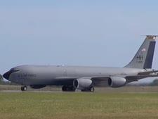 מטוס KC-135 אמריקני [צילום: יוטיוב]