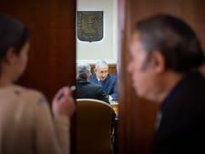 נתניהו. נפסלו שלוש בקשות של שרים אחרים למימון המשפט [צילום: מרק ישראל סלם]