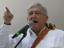 נשיאה הנבחר של מקסיקו, אנדרס אוברדור [צילום: אדוארדו ורדוגו/AP]