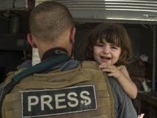"""""""עיתונאים ללא גבולות""""  [צילום: dan david prize - Fadel SENNA _ AFP]"""