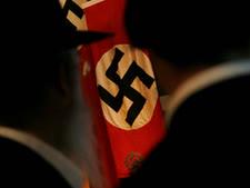 סמלים נאציים על הקירות [צילום אילוסטרציה: מרים אלסטר, פלאש 90]