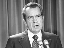 ריצ'רד ניקסון [צילום: הנרי בורג'ס, AP]