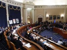 ועדת המודיעין בשימועי ההדחה [צילום: אלכס ברנדון, AP]