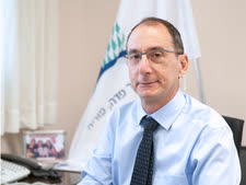 """ד""""ר ארז און [צילום: יגאל לוי, מרכז רפואי פדה-פוריה]"""