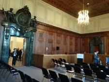 אולם משפטי נירנברג [צילום: איתמר לוין]