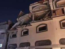 ביתו של אבו-אלעטא ברצועת עזה