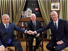 """פגישה קודמת עם הנשיא [צילום: חיים צח/לע""""מ]"""