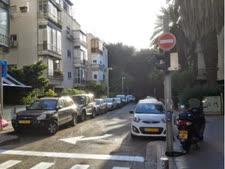 רחוב אליהו בחור בתל אביב [צילום: אלי אלון]