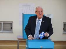 הנשיא ריבלין. לכו להצביע [צילום: הדס פרוש/פלאש 90]