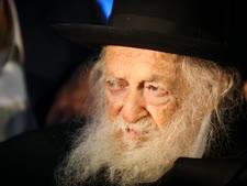 הרב קנייבסקי. [צילום: דוד כהן/פלאש 90]