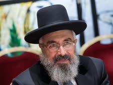 הרב ערוסי. עילה לפסילה [צילום: יונתן זינדל, פלאש 90]
