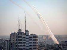 שיגור הרקטות התחדש [צילום: חסן ג'די/פלאש 90]