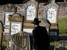 אנטישמיות בכל מקום [צילום: ז'אן פרנסואה בדיאס/AP]