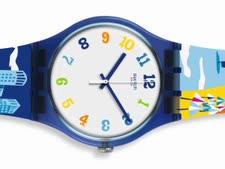 שעון תל אביב [צילום: ז'אן להרי]
