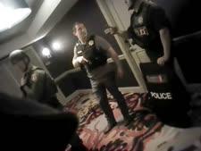 זירת הירי במלון מנדליי ביי [צילום: AP]