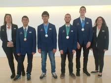 נבחרת ישראל במדעי המחשב   [צילום: מרכז מדעני העתיד]
