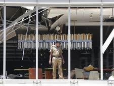 הפיגוע במלון שרנגי-לה, קולומבו [צילום: ארנגה ג'יאוורדנה, AP]