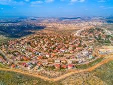 הקימה שכונה בברקן [צילום: מועצת שומרון]