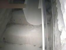"""אחת המנהרות המרכזיות [צילום: דובר צה""""ל]"""